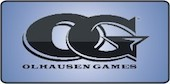Olhausen Games Logo